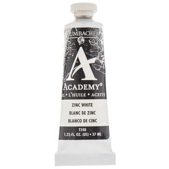 zinc white oil paint