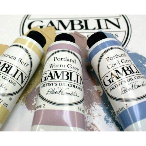 gamblin radiant colors